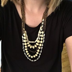 Rachel necklace by Noonday Collection